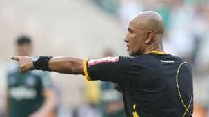 Marcelo Aparecido Ribeiro de Souza Palmeiras Corinthians 08042018 arbitro