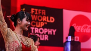 Coca Cola Trophy Tour Phuket