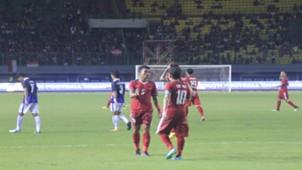 Indonesia U-19 Vs Kamboja U-19