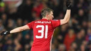 Bastian Schweinsteiger Manchester United Wigan FA Cup
