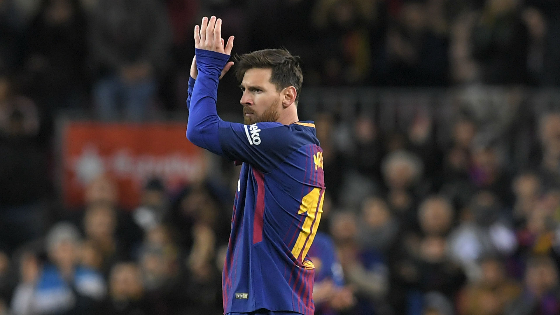Messi and Barca trounce Celta Vigo
