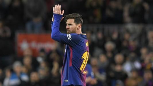 Lionel Messi Barcelona Celta de Vigo Copa del Rey 11012018