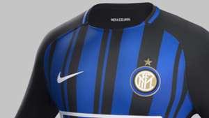 La nuova maglia dell'Inter