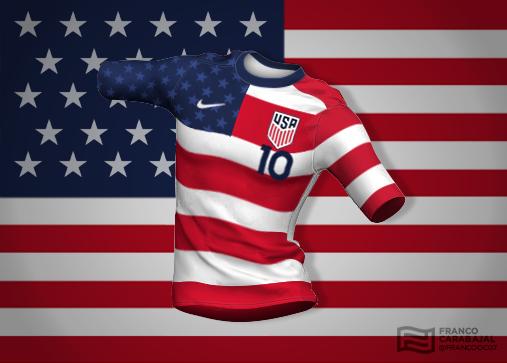 Camiseta bandera