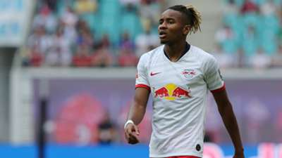 Christopher Nkunku RB Leipzig