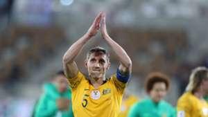 Mark Milligan Socceroos