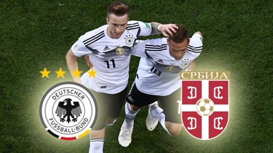 Testspiel Deutschland Heute