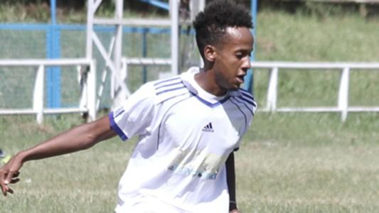 Posta Rangers midfielder Abdulrizak Mohammed