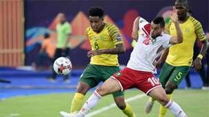 South Africa v Morocco July 2019 Bongani Zungu