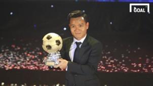 Quả bóng Vàng Việt Nam 2017