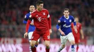 Robert Lewandowski FC Bayern Schalke Bundesliga 090219