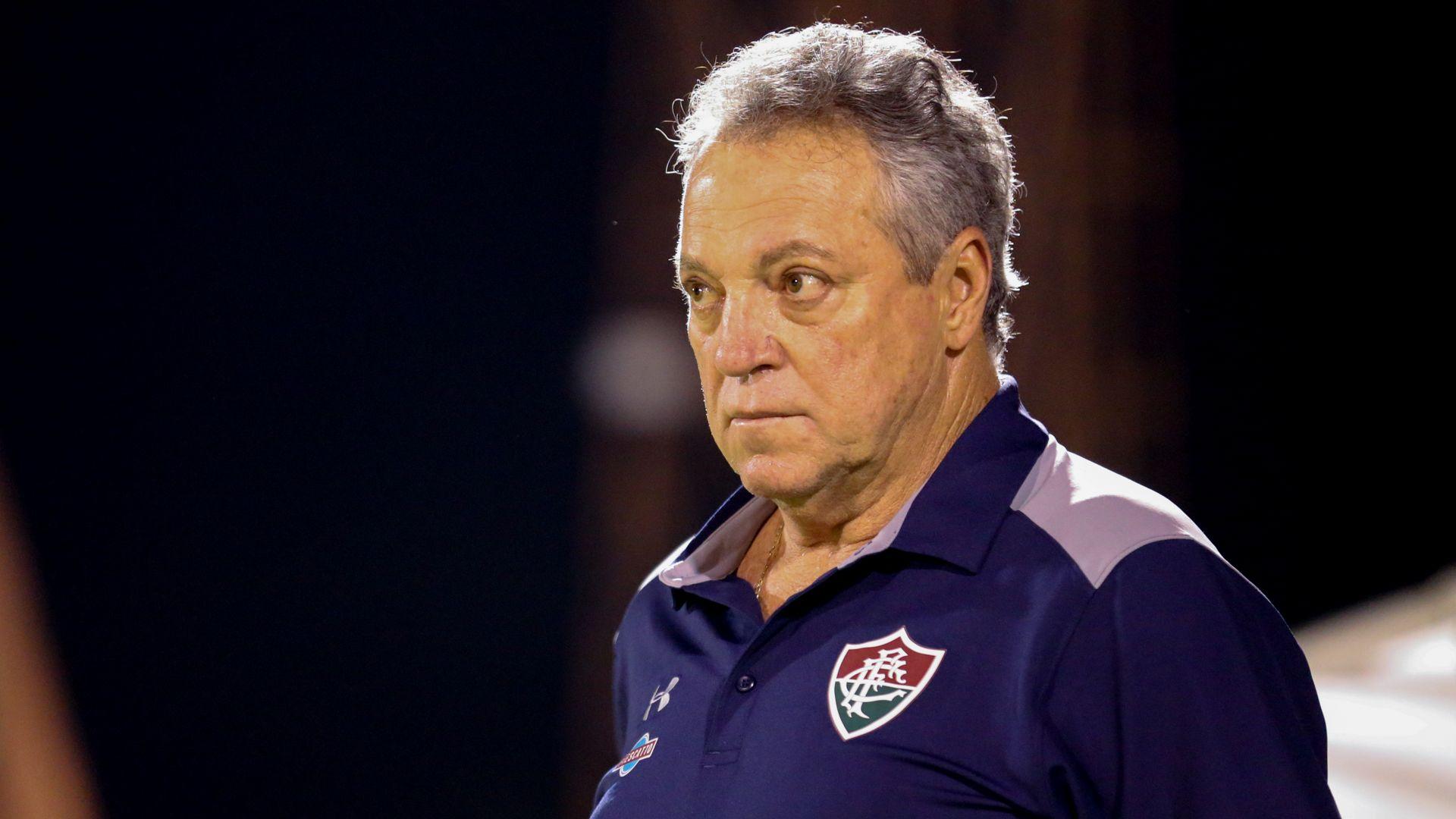 Abel Braga Fluminense Portuguesa-RJ Carioca Taca Guanabara 24012018