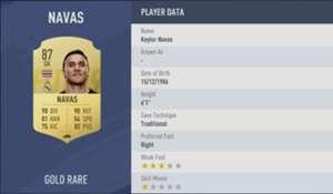 FIFA 19 9 Navas