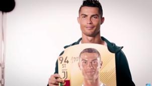 Cristiano Ronaldo FIFA 100