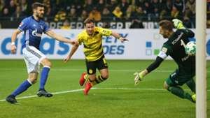 Mario Gotze Borussia Dortmund Schalke 04 Bundesliga 25112017
