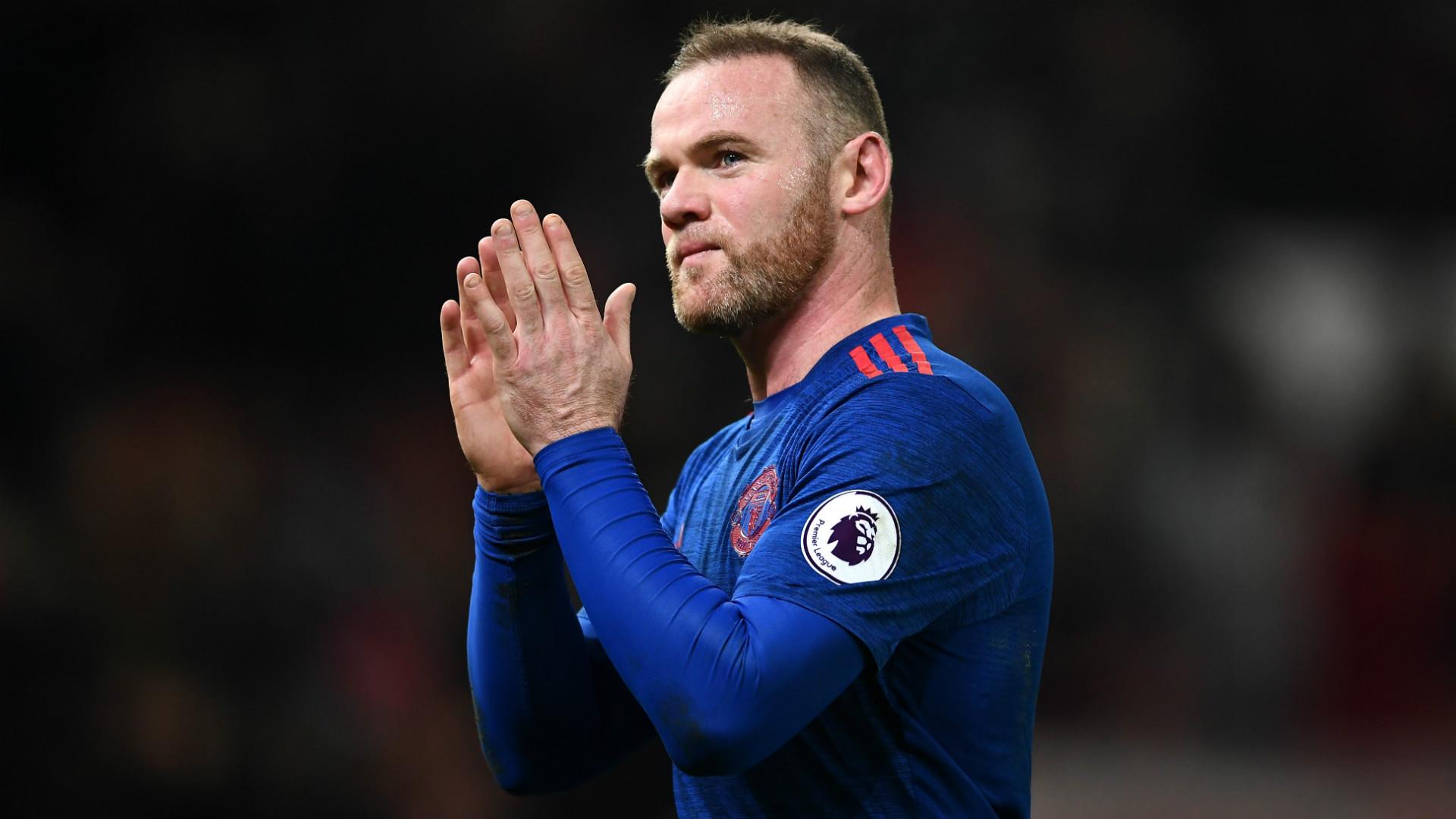 Wayne Rooney Manchester United 2017