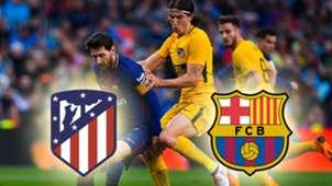 Atletico Madrid FC Barcelona TV LIVE STREAM DAZN LaLiga