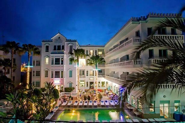 Lionel Messi Hotel