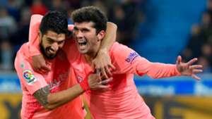 Luis Suarez Carles Aleña Alaves Barcelona LaLiga 23042019