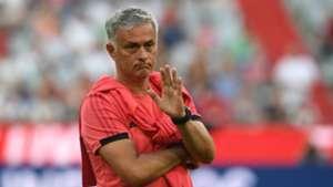 Jose Mourinho Manchester United 060818