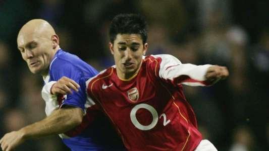 Danny Karbassiyoon Arsenal