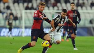 HD Dario Del Fabro Cagliari Serie A