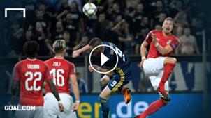 highlights bosnien österreich