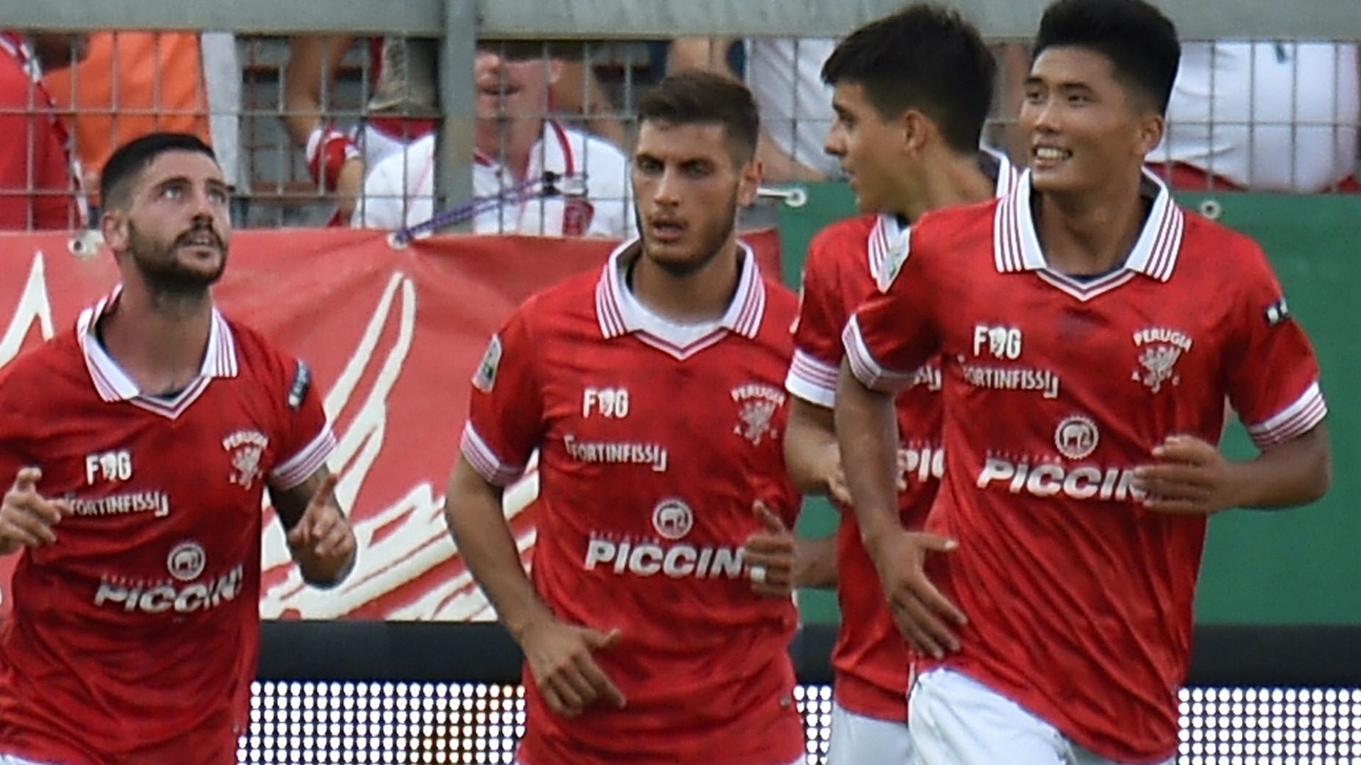 Kwang-Song Han Perugia Serie B