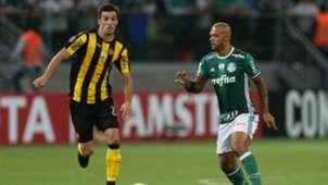 Felipe Melo - Palmeiras x Peñarol - 12/04/2017