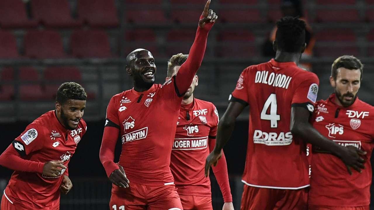 Julio Tavares Dijon Nantes Ligue 1 28102017