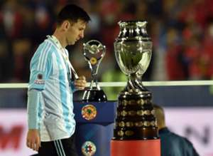 Lionel Messi: Copa América 2015