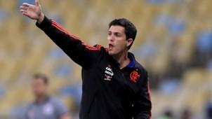 Mauricio Barbieri Flamengo Corinthians Copa do Brasil 12092018