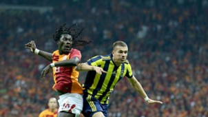 Bafetimbi Gomis Neustadter Galatasaray Fenerbahce 10222017