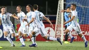 Argentina Sudamericano Sub 20