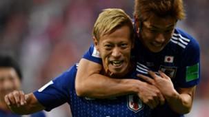 2018-06-24 Keisuke Honda