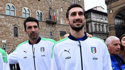 Gianluigi Buffon Davide Astori