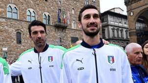 Gianluigi Buffon Davide Astori