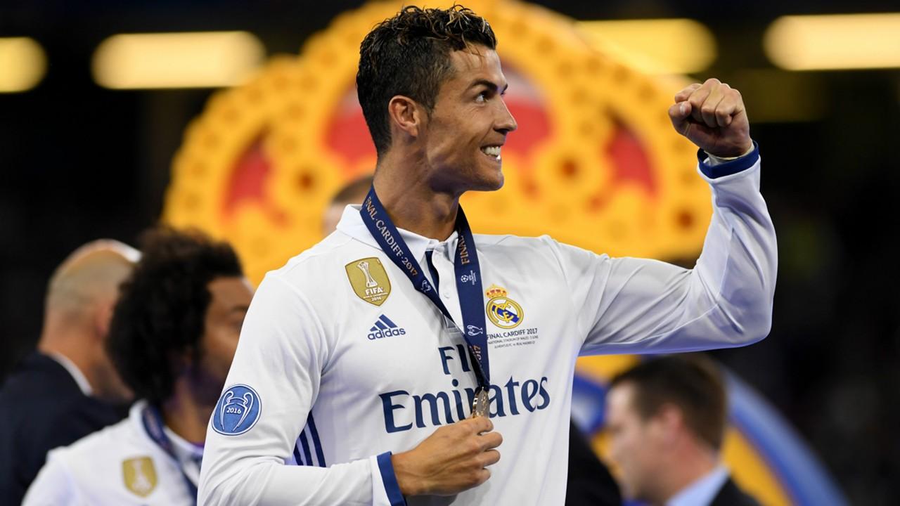 Cristiano Ronaldo awarded Champions League final Man of the Match