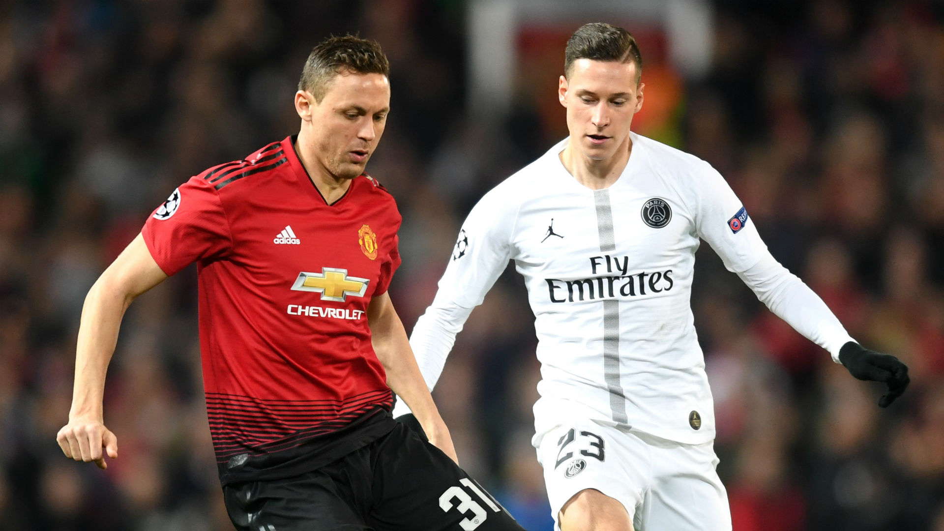 Solskjaer confirms duo out of Champions League tie