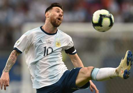 Messi: Another Copa now begins for Argentina