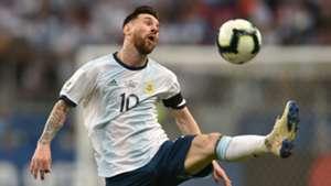 Lionel Messi Argentina Qatar Copa America 240619