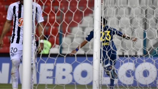 AFP Libertad Boca Juniors Copa CONMEBOL Libertadores 30082018 Carlos Tevez