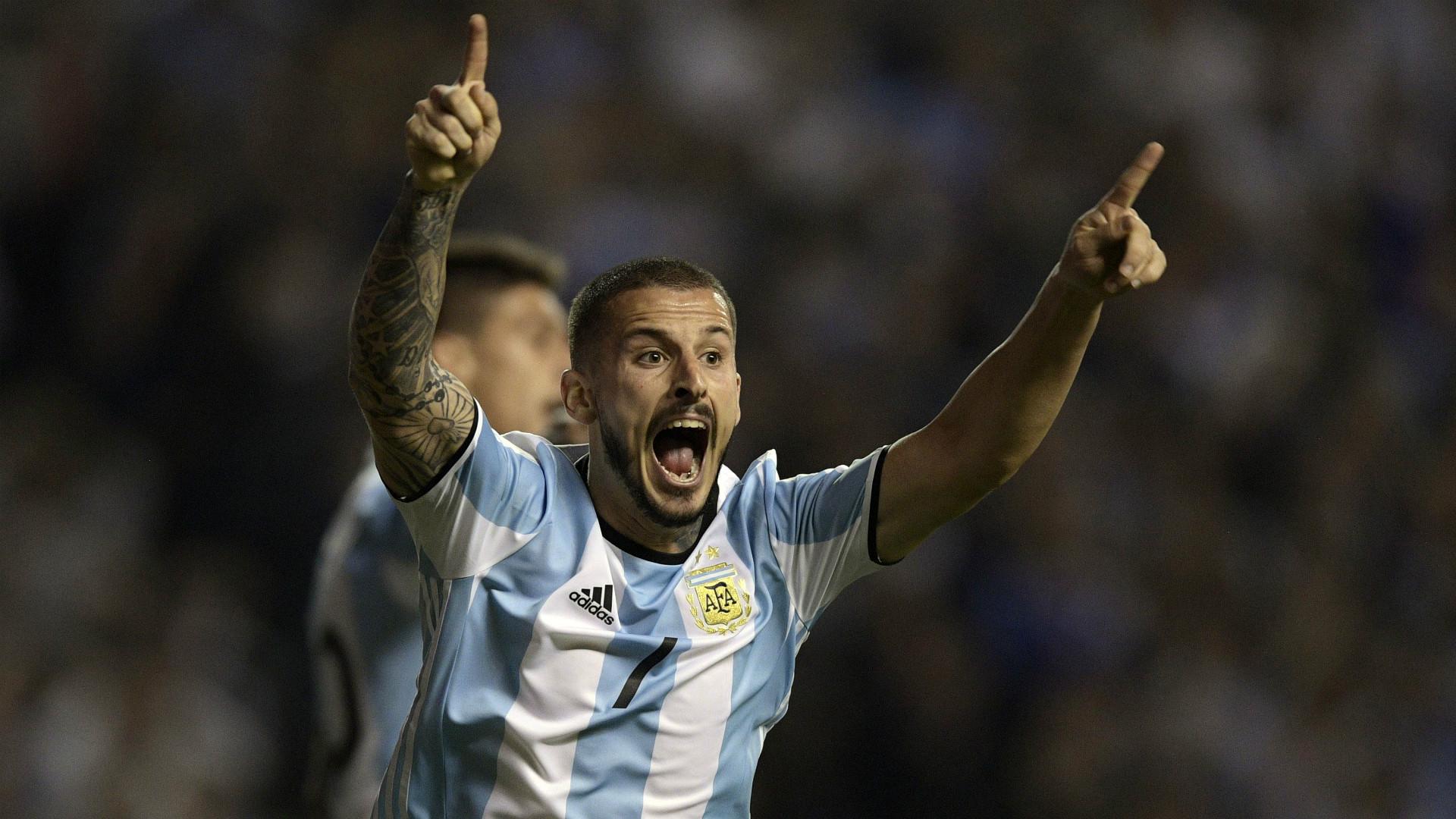 Dario Benedetto Argentina Peru Eliminatorias Sudamericanas Fecha 17 06102017