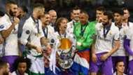 Real Madrid Juventus Champions League
