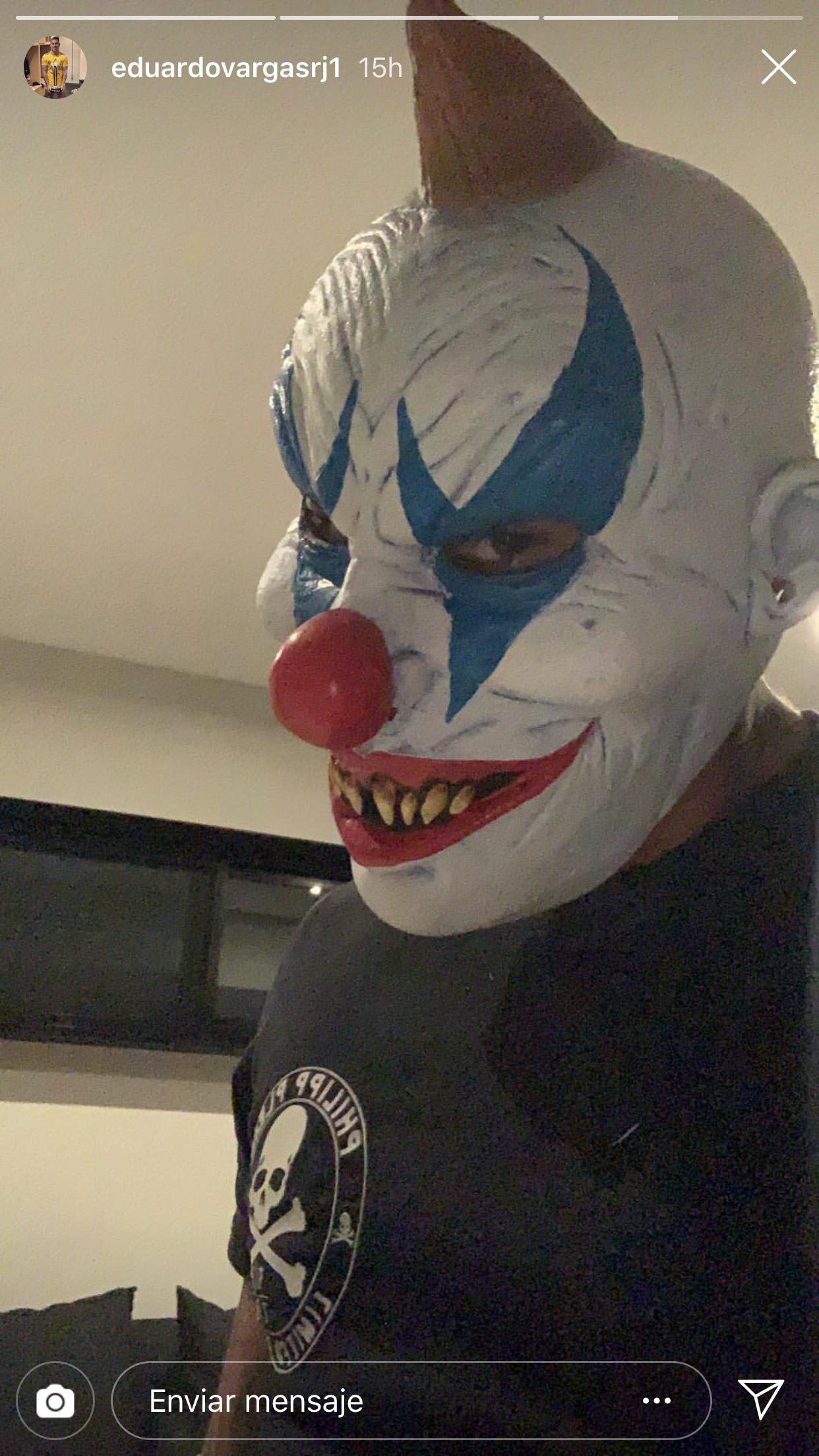Chilenos Halloween