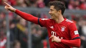 Robert Lewandowski FC Bayern München Bundesliga