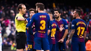 Melero Barcelona Pique Celta