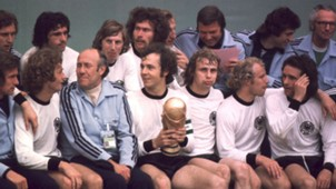 GERMANY WORLD CUP 1974