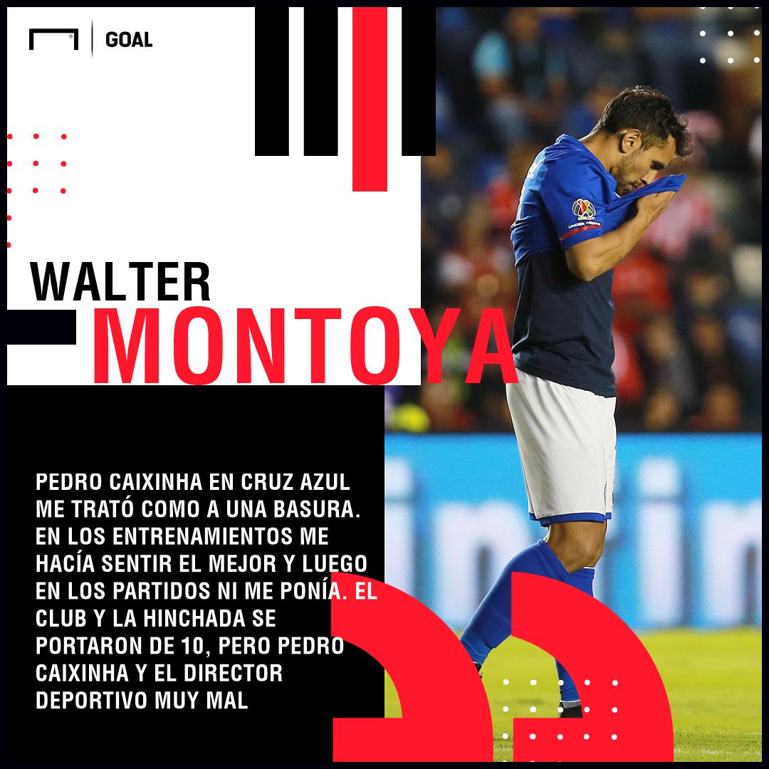 Afiche Walter Montoya