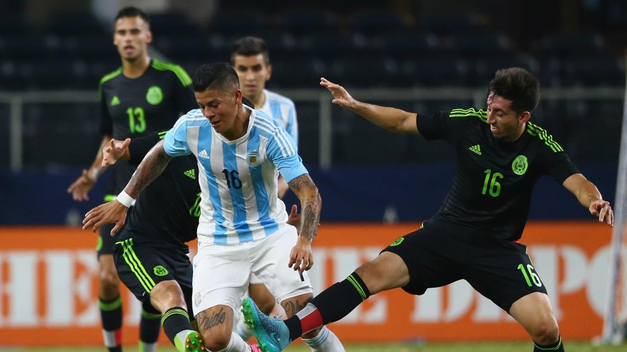 Resultado de imagen para argentina vs mexico en cordoba